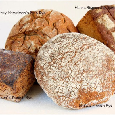 The Breads a Baker Brings to Brunch: Larry Lowary's Ryes