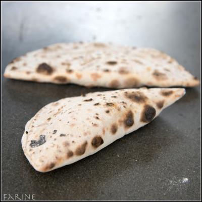 Jeffrey Hamelman: Tunisian savory flatbread