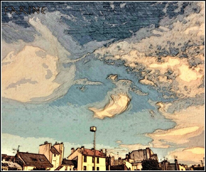 Sky over St-Germain