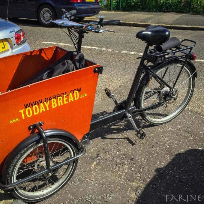 Bread bike
