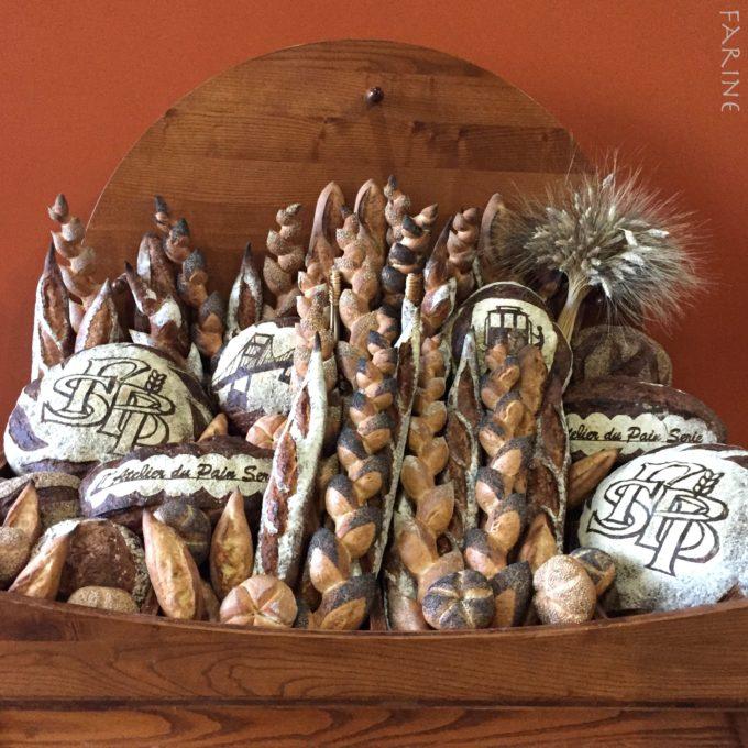 SFBI - bread display