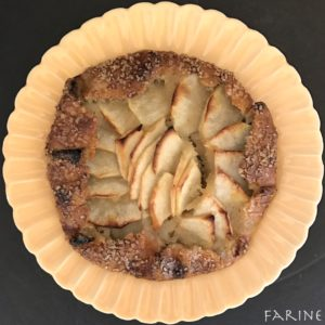 A Rustic Apple Galette in Ten Easy Steps